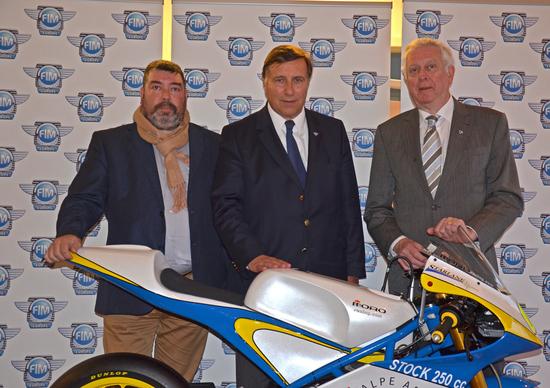 FIM Europe presenta il Campionato Europeo di Velocità Stock 250