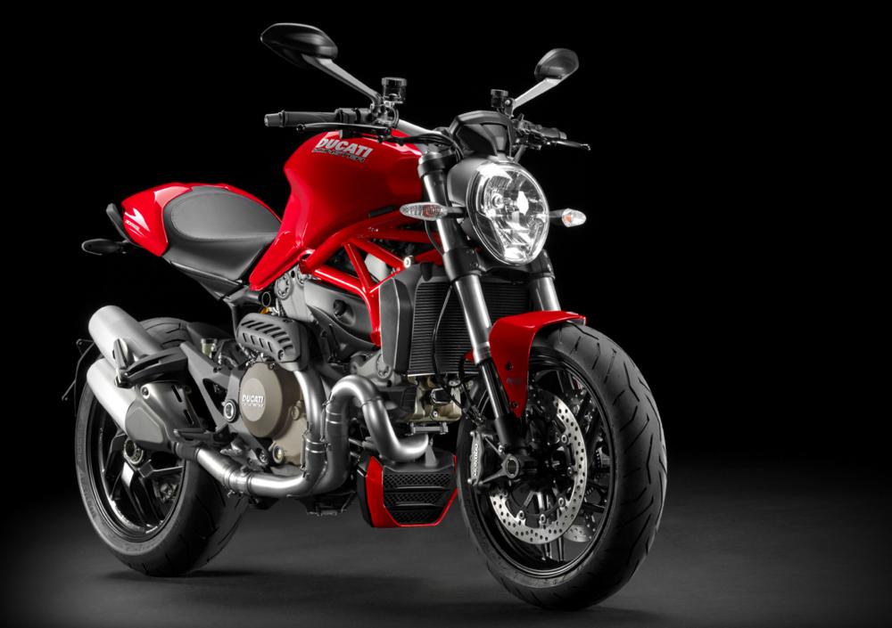 Ducati Monster 1200 S (2014 - 16) (3)