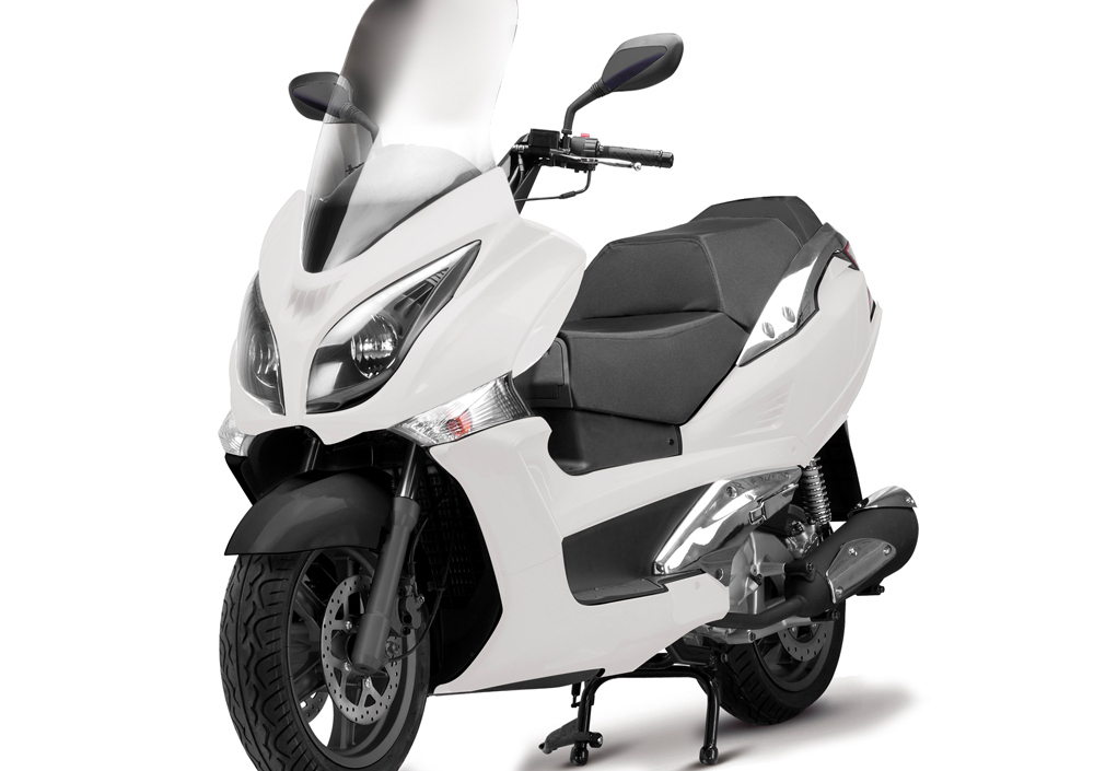 Innocenti Moto Barium 125 (2013 - 14)
