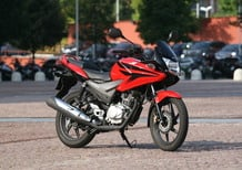 Honda CBF 125 (2008- 14)
