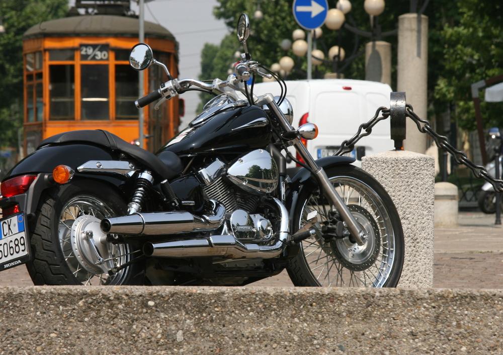 Honda VT 750 Shadow Black Spirit (2007 - 16) (2)