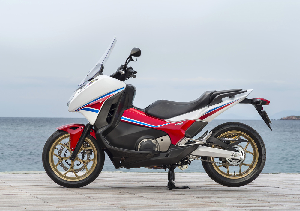 Honda Integra 750 DCT ABS (2014 - 15) (4)