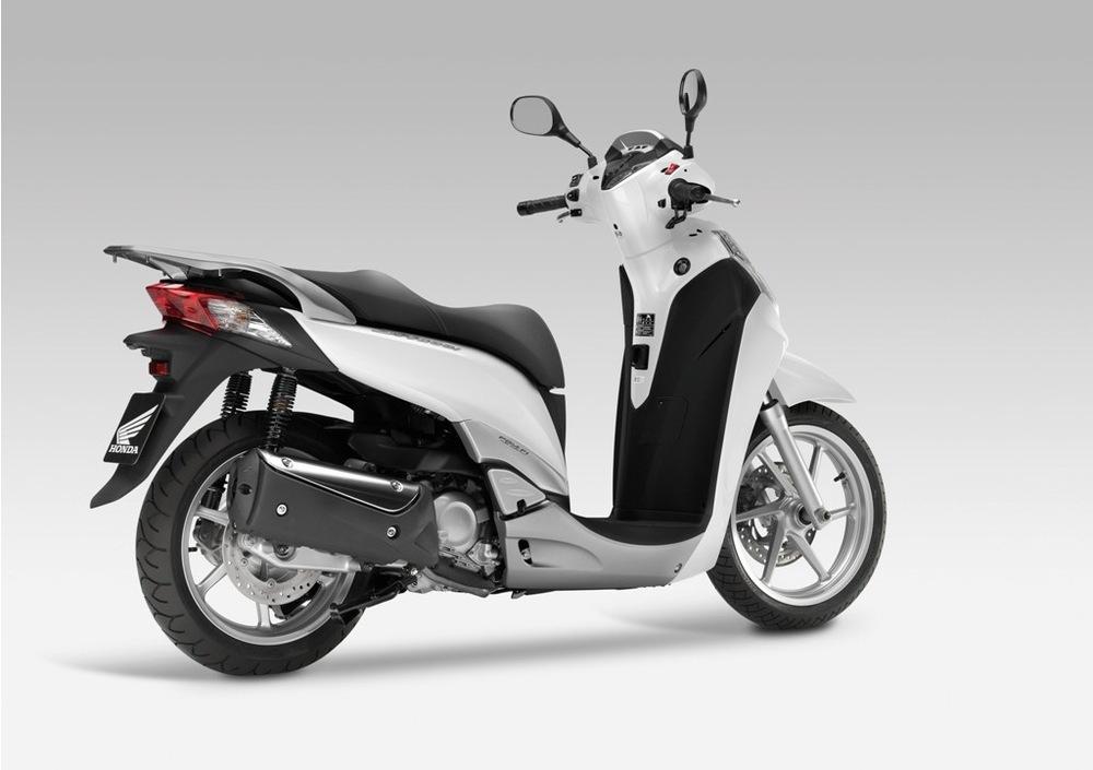 Honda Sh 300 I 2011 14 Prezzo E Scheda Tecnica Motoit