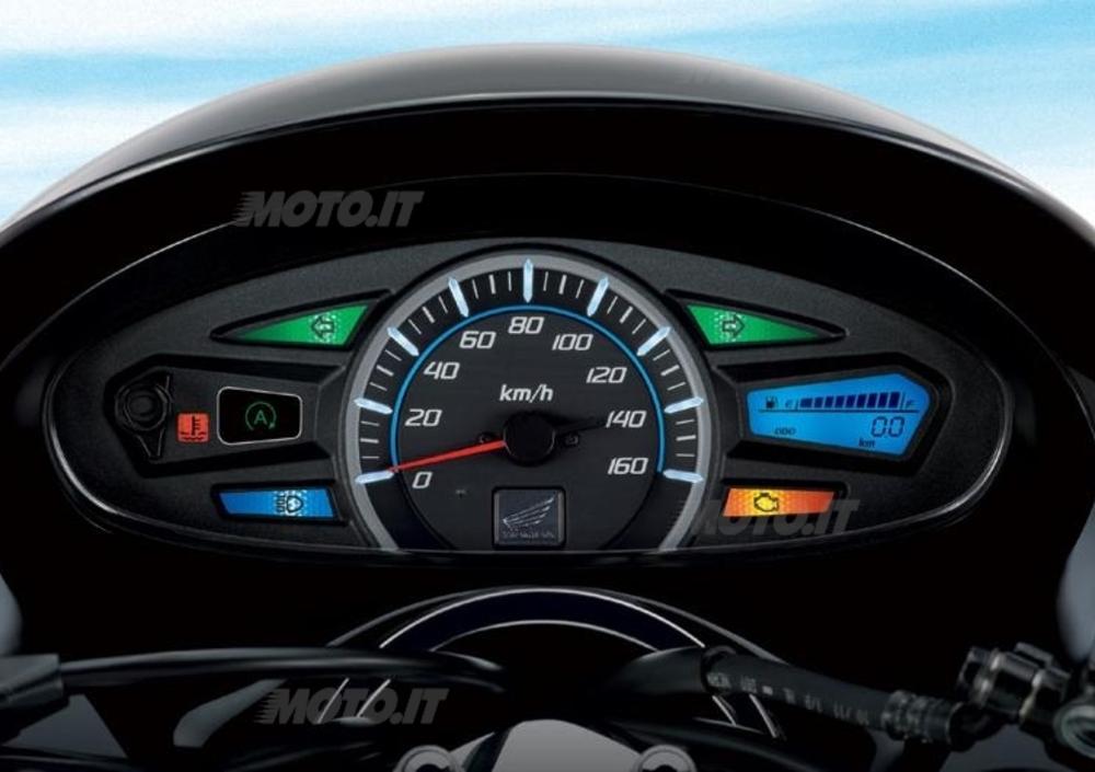 Honda PCX 150 (2012 - 13) (3)