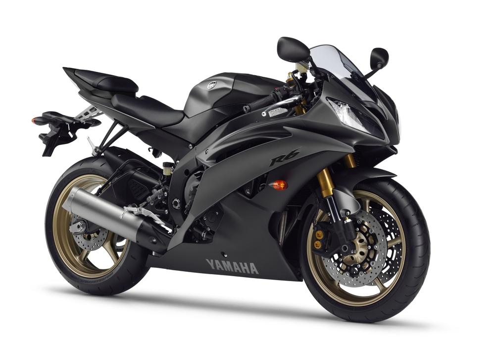 Yamaha YZF R6 (2010 - 16) (5)