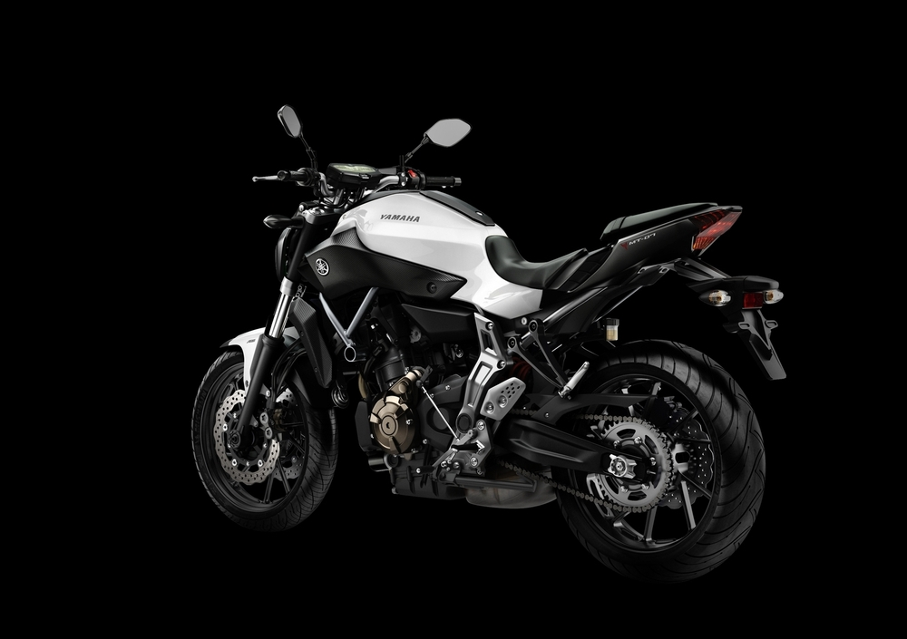 Yamaha MT-07 (2014 - 16) (5)