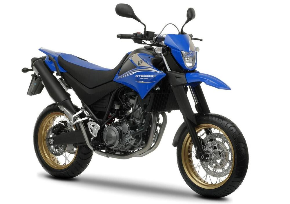 Yamaha XT 660 X (2004 - 16) (2)