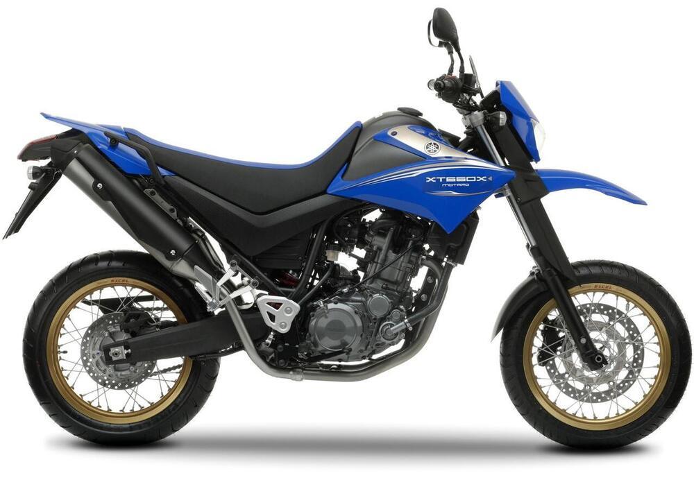 Yamaha XT 660 X (2004 - 16) (5)
