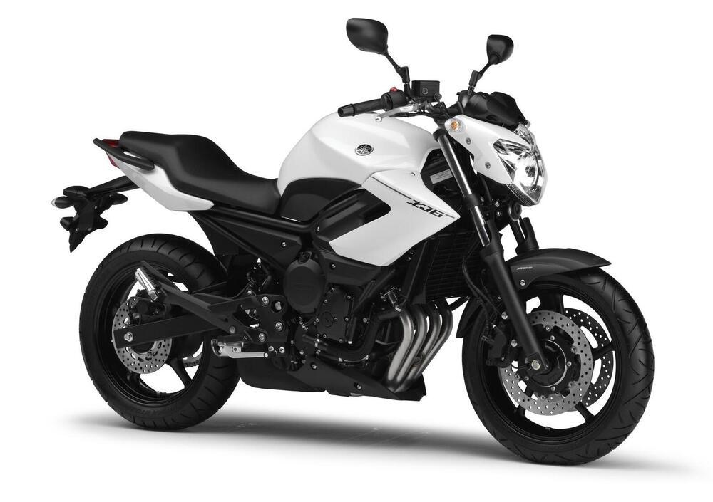 Yamaha XJ6 (2008 - 15)