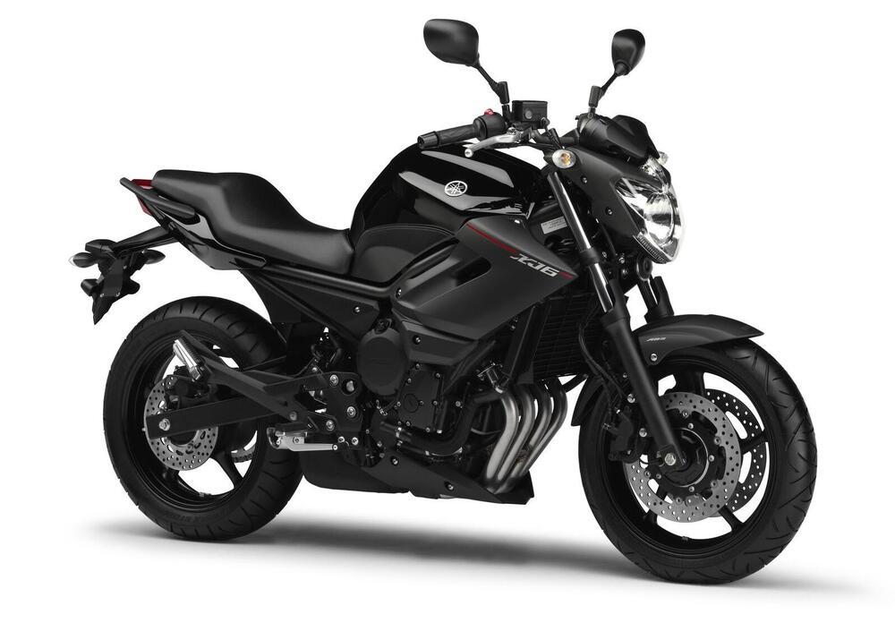 Yamaha XJ6 (2008 - 15) (3)