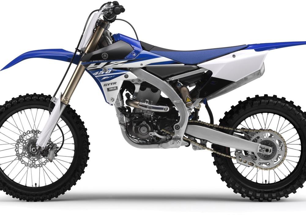 Yamaha YZ 450 F (2015) (3)