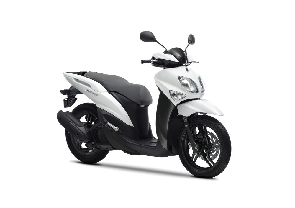 Yamaha Xenter 125 (2015 - 17) (2)
