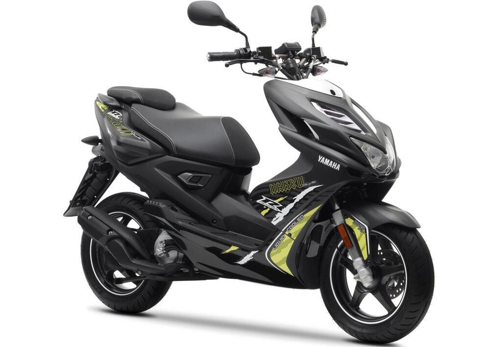 Yamaha Aerox R Naked 50 cm³ 2017 - Masku - Skootteri