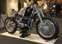 Cafè Racer e Custom al Motor Bike Expo 2015