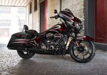 Harley-Davidson FLHX 1690 Street Glide