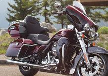 Harley-Davidson FLHTK Electra Glide Ultra Limited (2014 - 15)
