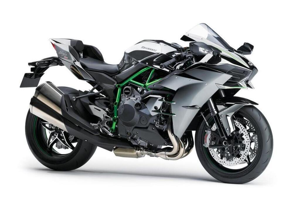 Kawasaki Ninja H2 (2015 - 16)