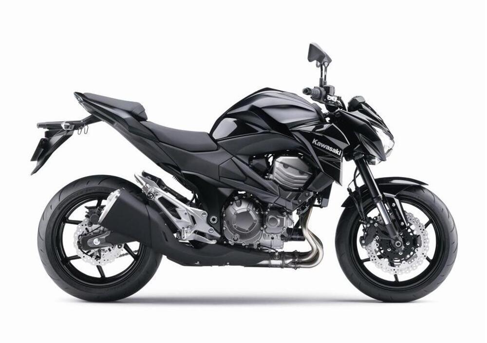 Kawasaki Z 800 e ABS (2012 - 16) (2)