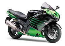 Kawasaki ZZR 1400 ABS S.E. (2013 - 16)