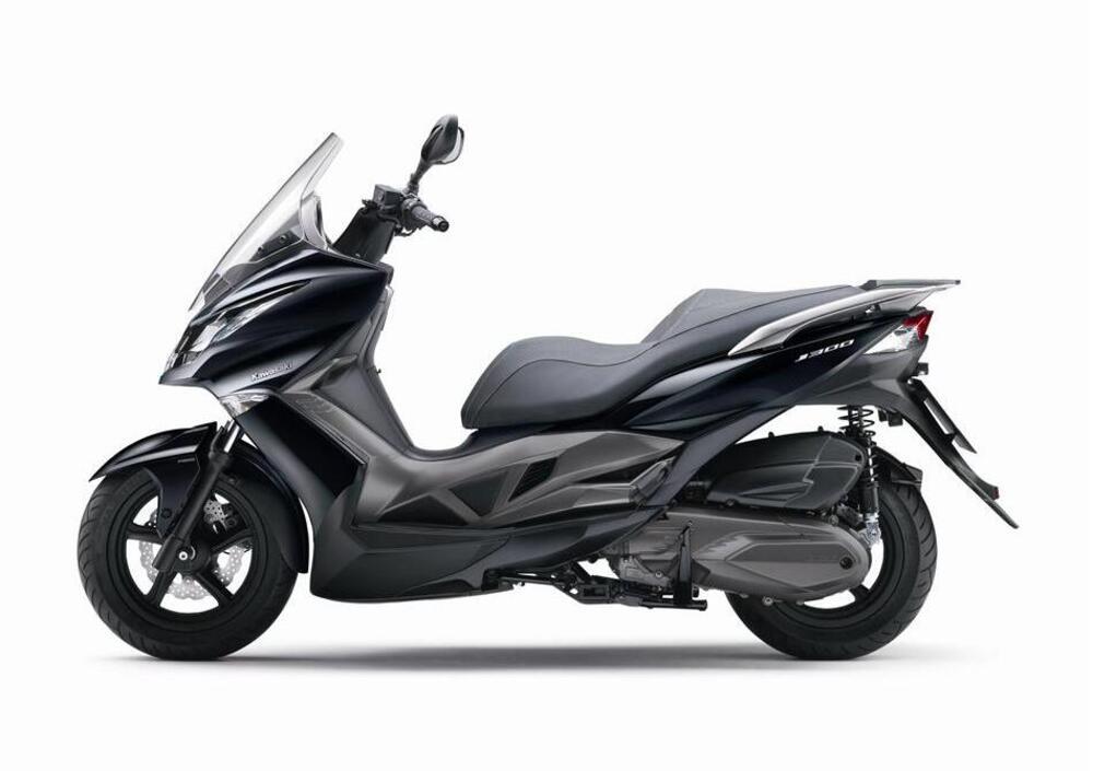 Kawasaki J 300 ABS (2014 - 16) (2)