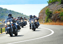 L'Harley-Davidson H.O.G Rally nel 2015 in Andalucía