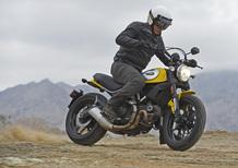 Ducati Scrambler 800: video test su strada