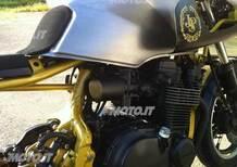 Le Strane di Moto.it: Suzuki GSX 550EF Café Racer