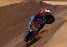 Il Re della Dakar Stephane Peterhansel sfiora la vittoria al debutto con Peugeot