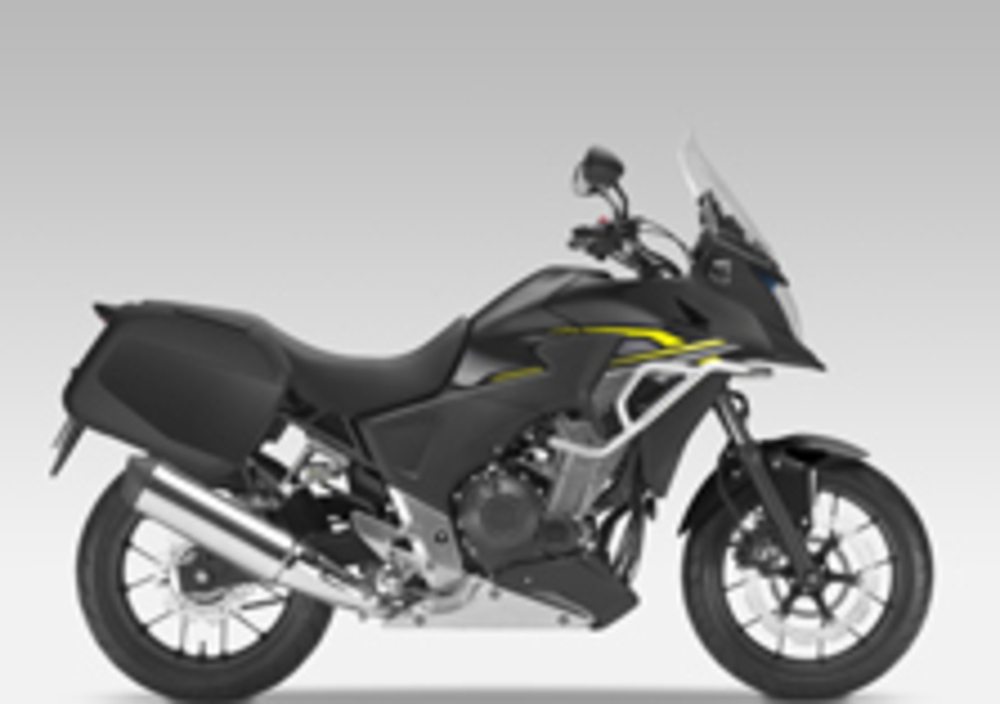 Honda CB 500 X ABS Travel Edition (2015 - 16)