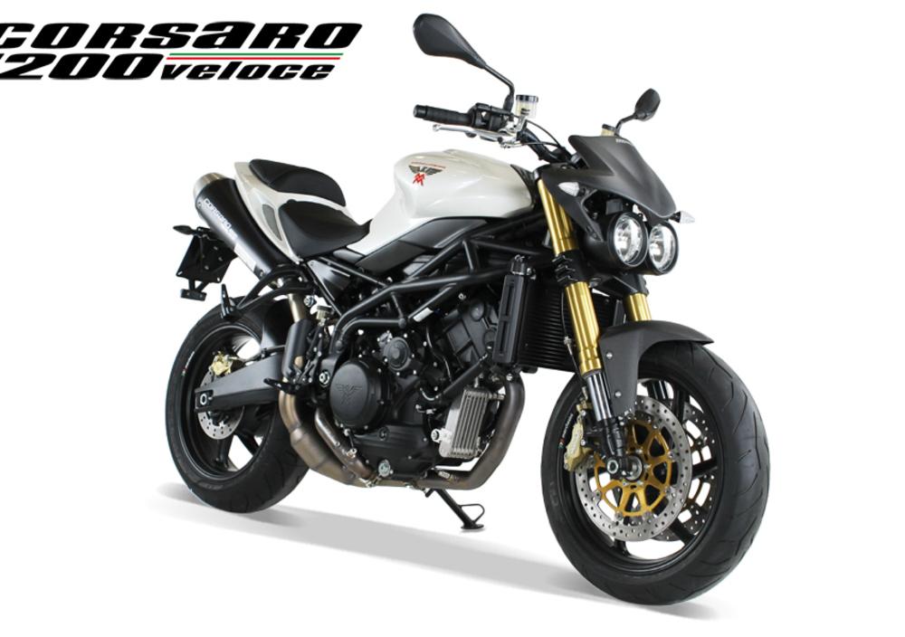 moto morini corsaro 1200 veloce 2006 16 prezzo e. Black Bedroom Furniture Sets. Home Design Ideas