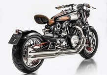 Matchless Model X Reloaded al Motor Bike Expo di Verona