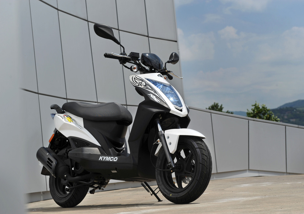 Kymco Agility 50 RS naked (2010 - 19)
