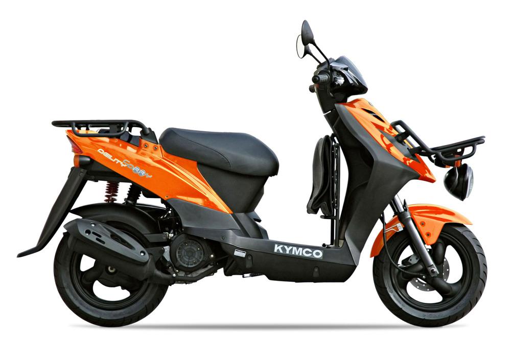 Kymco Agility 125 Carry (2011 - 17) (2)