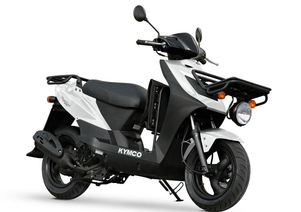 Kymco Agility 125 Carry (2011 - 17) (4)