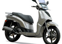 Kymco People S 125 DD (2007 - 16)