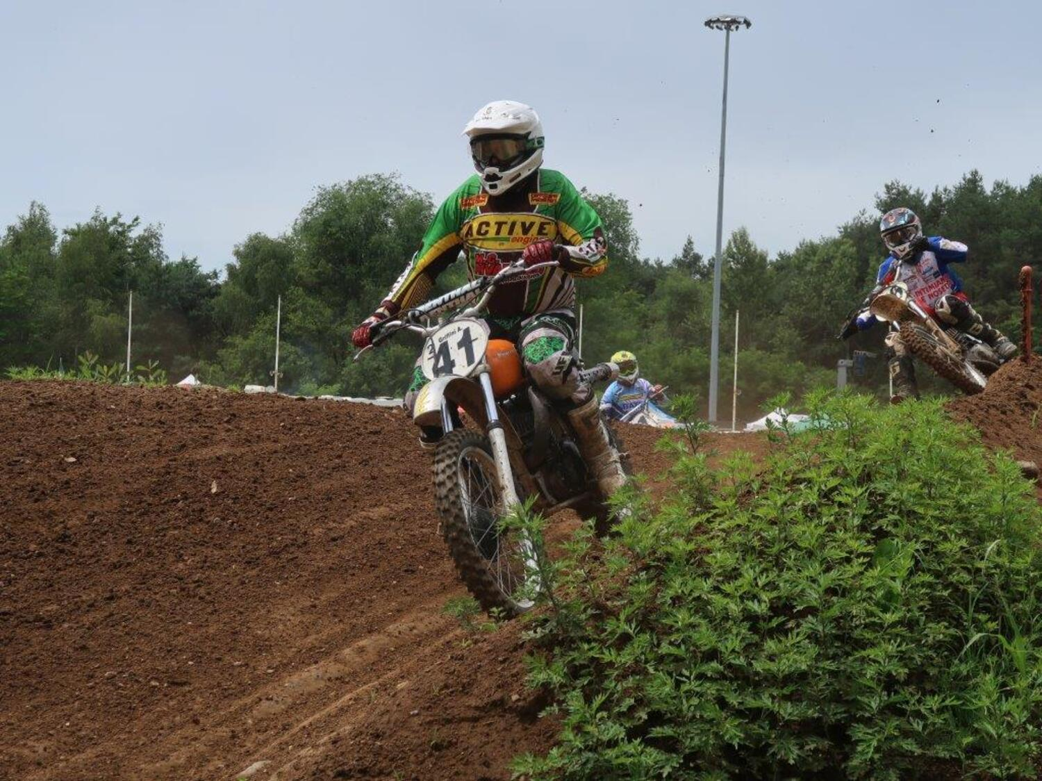 Motocross Des Nation, a Malpensa le Cross Vintage