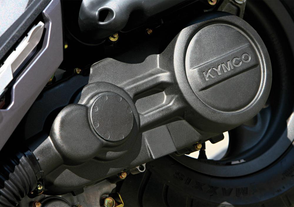 Kymco Dink 200i DD (2007 - 17) (4)
