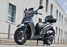 Kymco People GT 200i (2010 - 17)