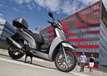 Kymco People GT 300i (2010 - 17)