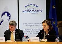 European Motorcyclist Forum e Riderscan. Per la sicurezza dei motociclisti