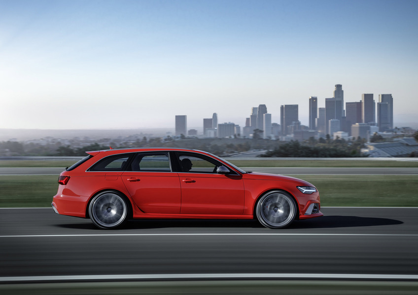 Audi RS6 Avant (3)
