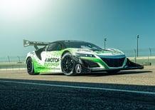 Acura NSX EV Concept: pronta per la Pikes Peak