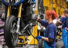 BMW R 1200 RS, inizia la produzione. Fissata la vendita