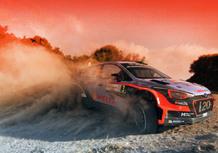 WRC 2016 con Hayden Paddon: Sardegna