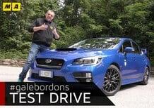 Subaru WRX | Test drive #AMboxing