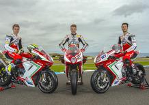 Superbike. Presentato a Phillip Island il team MV Agusta