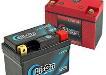 Batterie al litio Li-On