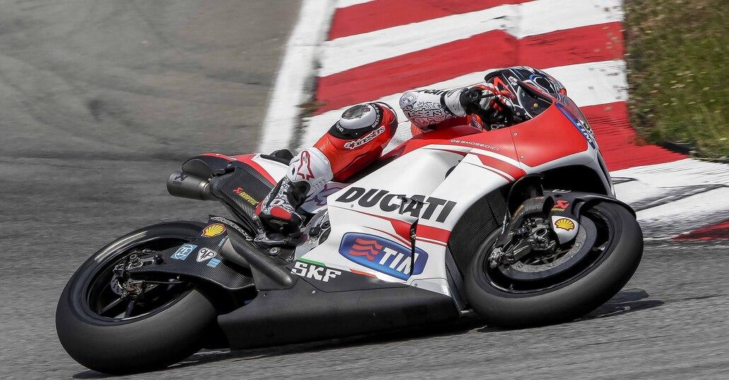 Euforia Ducati: E' la moto giusta!