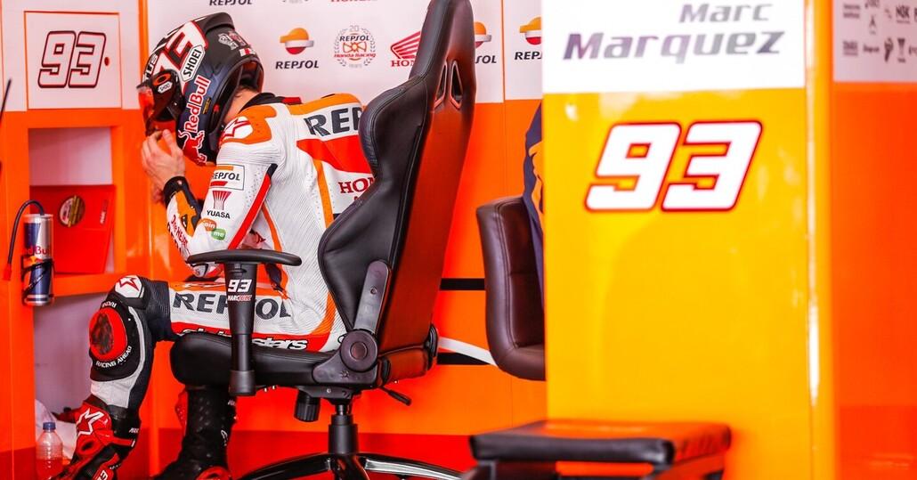 I test di Sepang 2. Miglior tempo di Marquez. Rossi in difficoltà