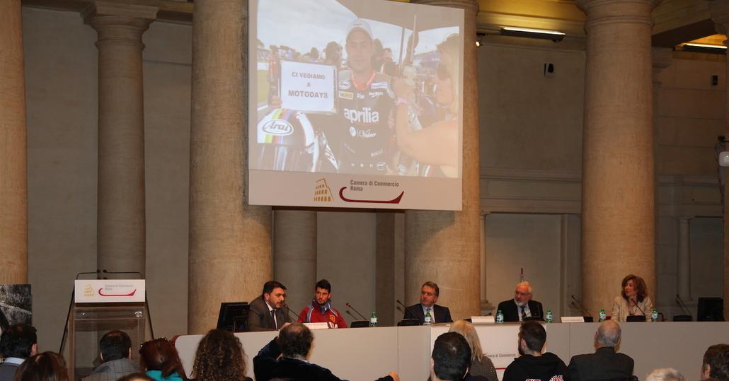 Motodays Roma, la presentazione dell'edizione 2015